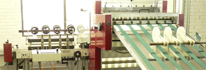 Setmaster - custom built collating machines