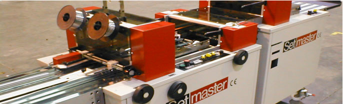 Setmaster - collating machines
